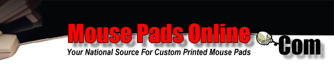 Your National Source For Custom Printed Mouse Pads
